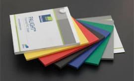 PCV spienione kolorowe