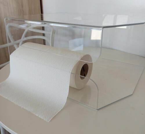 Podajnik naręcznik papierowy